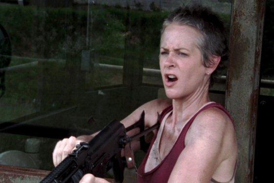 Carol-shooting