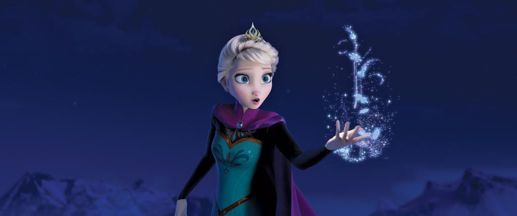 Disney frozen movie that