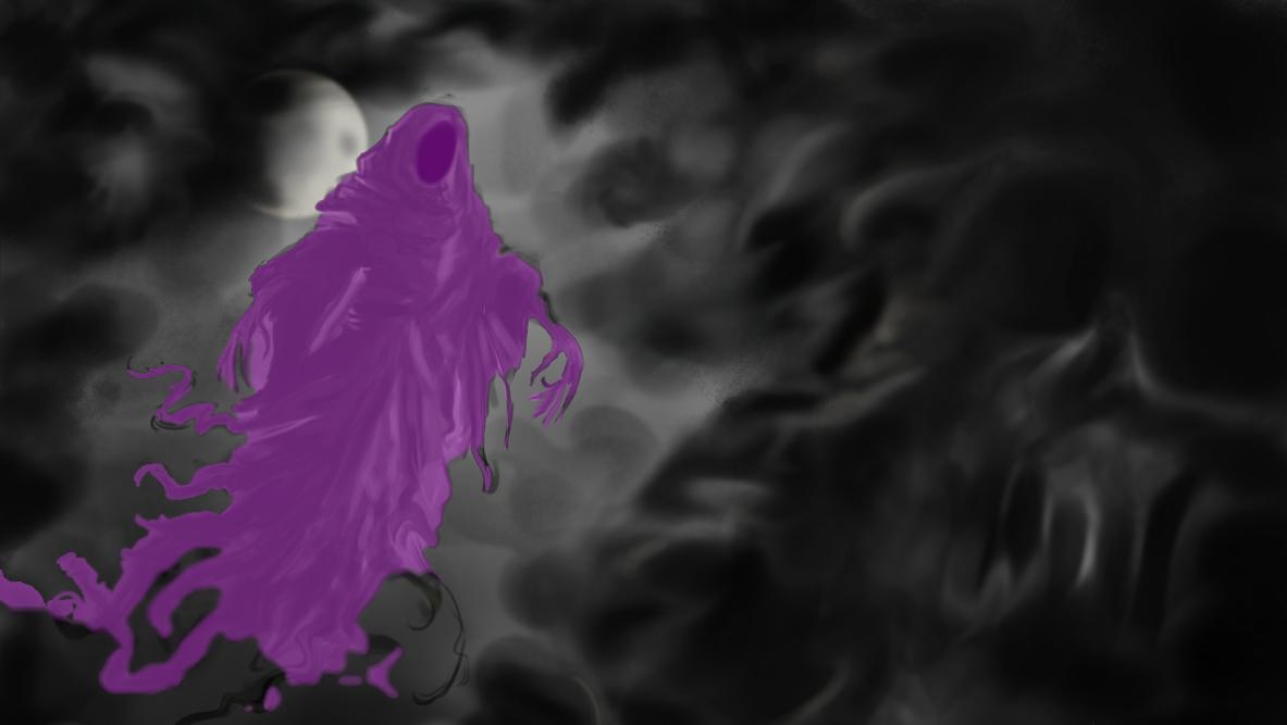 pink dementor