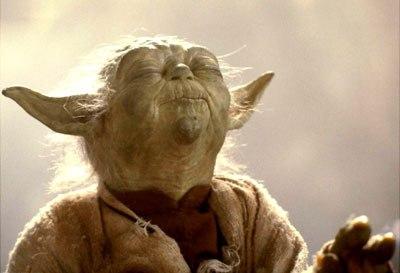 Yoda-Meditation